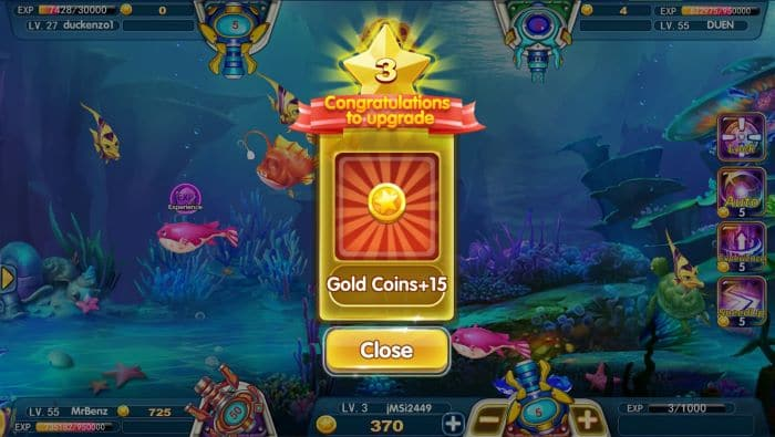 How to play W88 Fishing Master - iPhone iOS & Android APK