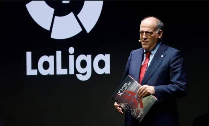 La Liga President Tebas: Ready for Lionel Messi's Departure