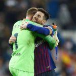 Barcelona beats Real Sociedad with 6-1 in Spanish La Liga