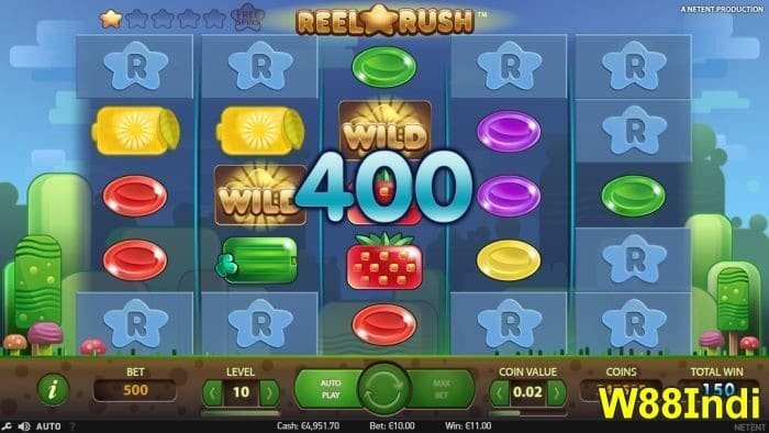 Best 4 5-reel slots - Play free at W88 with up to RTP 99%