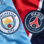 Clash of titans: Man City vs PSG at UEFA Champions League