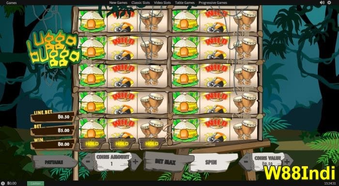 4 Top slots games online at W88 - With high RTP of 97 to 99%