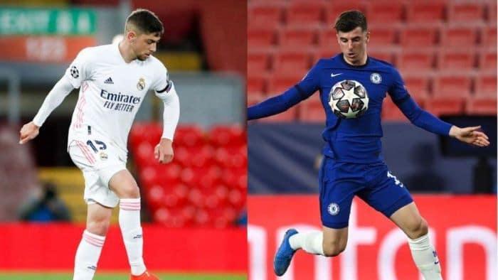 Chelsea vs Real Madrid in UCL Semis - Head to Head Battle