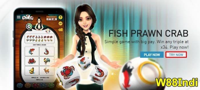 4 Fish Prawn Crab tips - 90% Boost tricks with ₹ 300 bonus