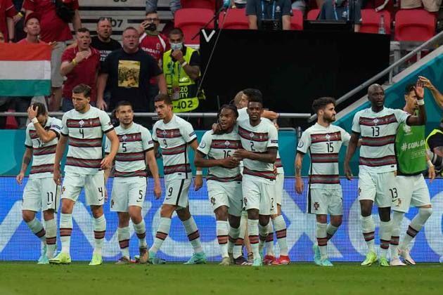 Hungary vs Portugal: UEFA Euro 2021 - Look for title repeat
