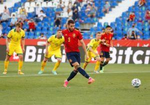 Football supers Spain-Lithuania seek Friendlies titles 2021