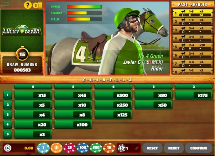 3 Horse racing strategies that work - Win 88% in Lucky Derby